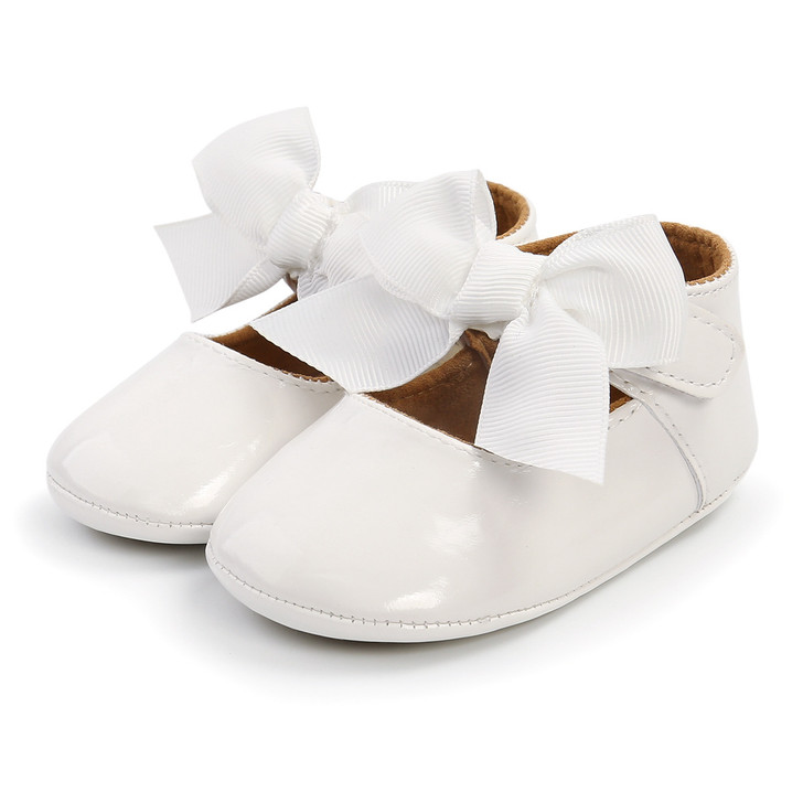 Baby Girls Ballerina Mary Jane Dress Shoes