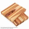 "Legacy Granadillo / Macawood Wood Pen Blank, Multi-Toned, 3/4"" x 3/4"" x 5"""