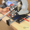 Oneway Wolverine Grinding Jig with Vari-Grind Attachment and Skew Attachement
