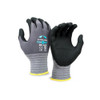 Pyramex CorXcel GL601 Series Micro-Foam Nitrile Gloves, Size Large, Pack of 12