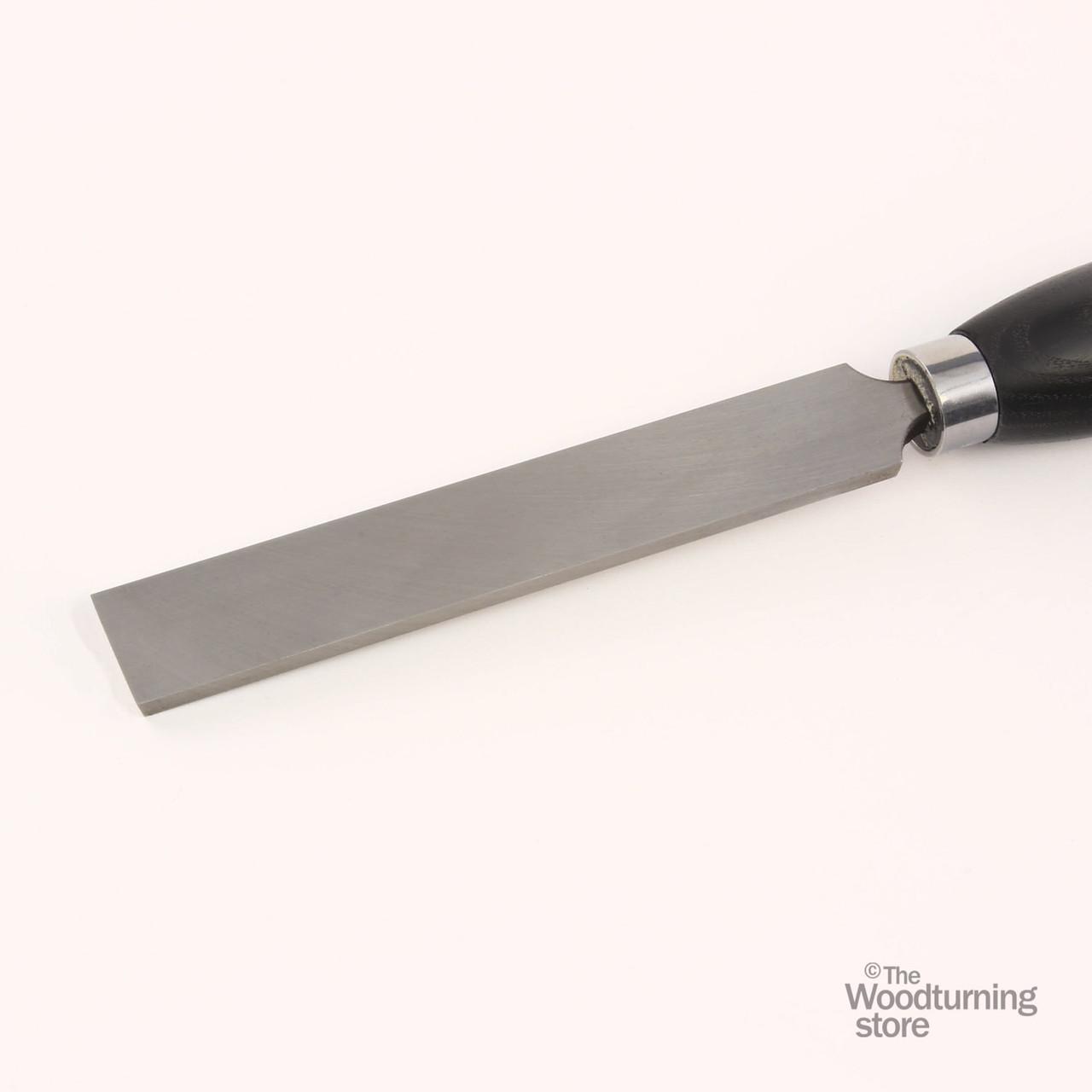 1 1//2 Hurricane Turning Tools x 3//8 Heavy Duty Square Scraper for Woodturning M2 Cryo HTT-256KW