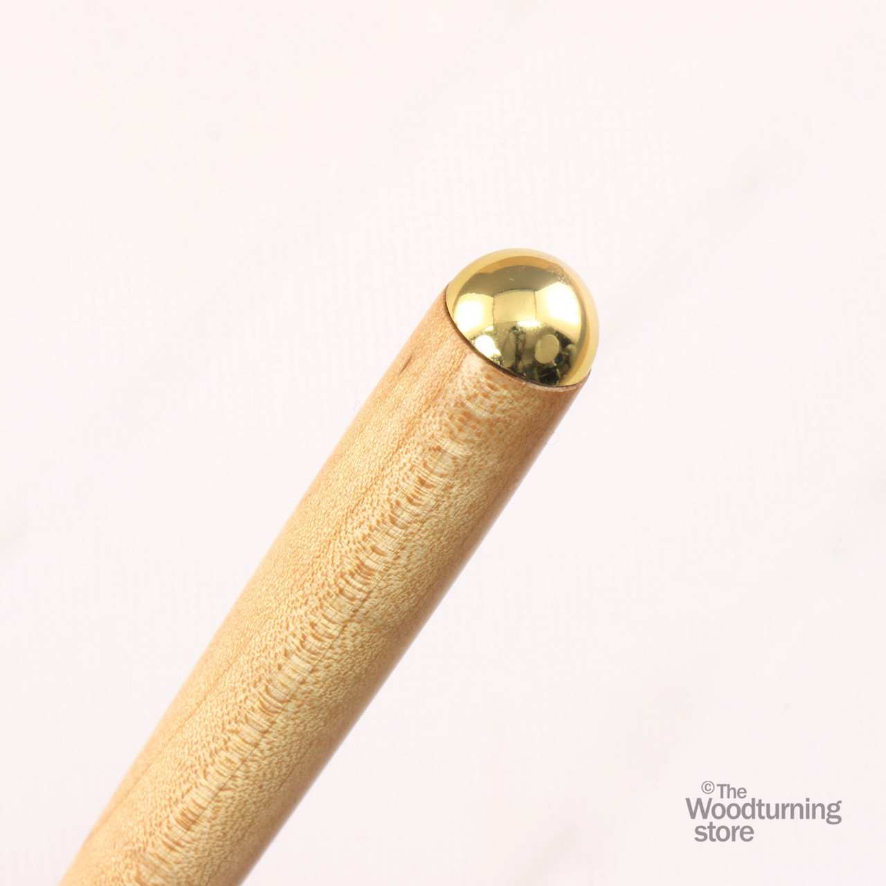 Legacy Fancy Baseball Bat Pen Kit - Gold