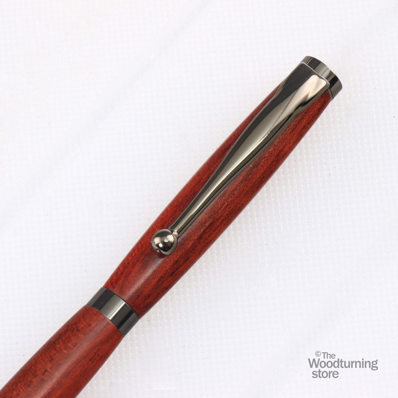 Legacy Fancy Pen Kit - Gun Metal