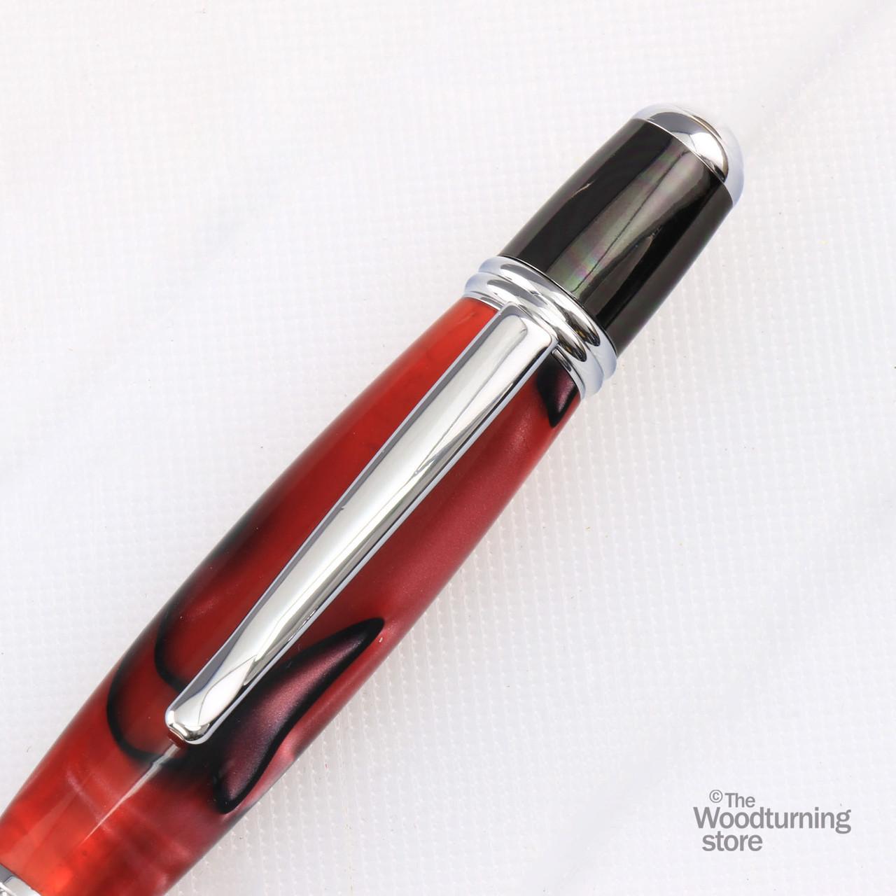 Legacy Viceroy Pen Kit - Chrome / Gun Metal