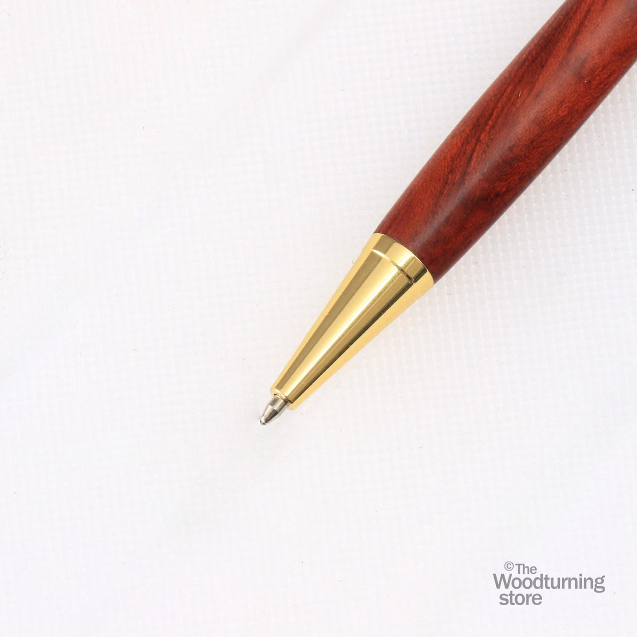 Slimline bushings for 7mm wood turning pen kits