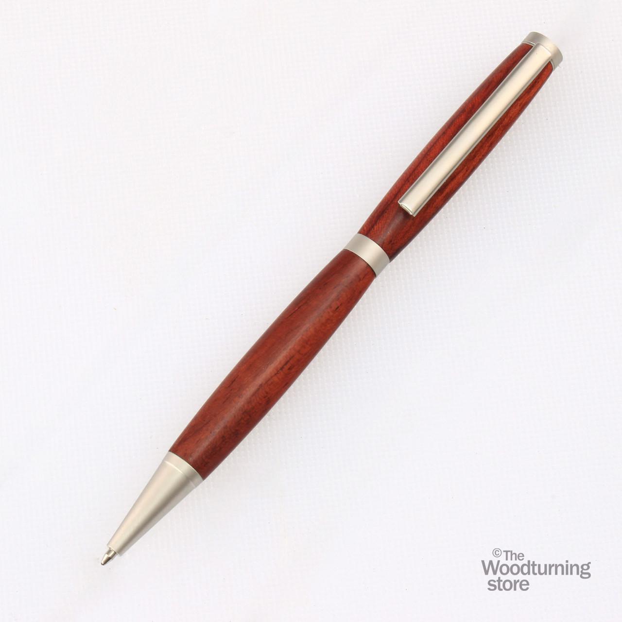 Legacy Slimline Pen Kit - Satin Nickel