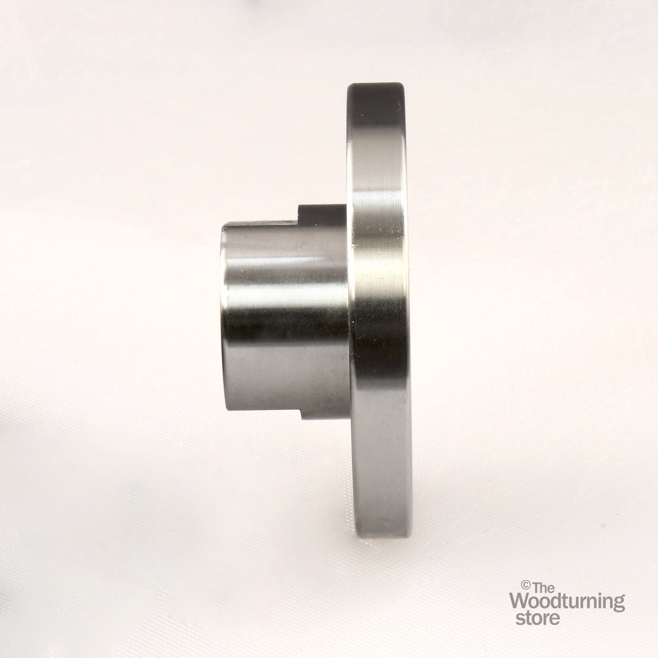 1 x 8tpi Threaded 4 Steel Wood Lathe Face Plate