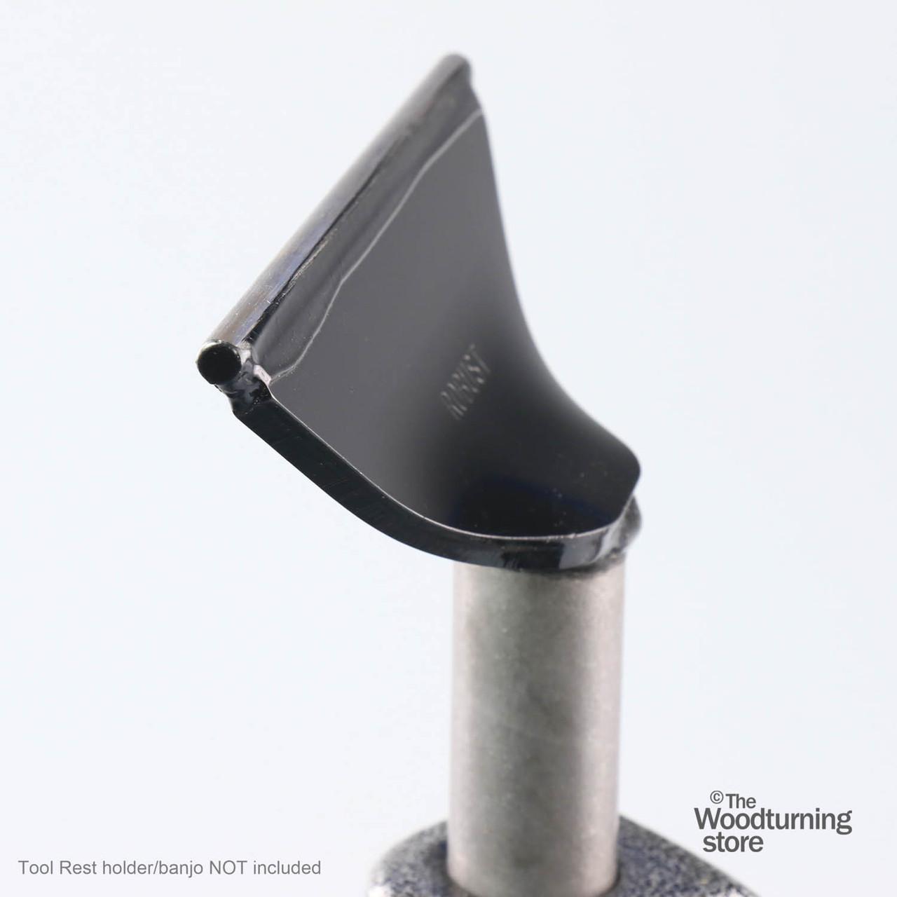 "Robust Comfort Tool Rest, 6"" Wide, Standard Post"