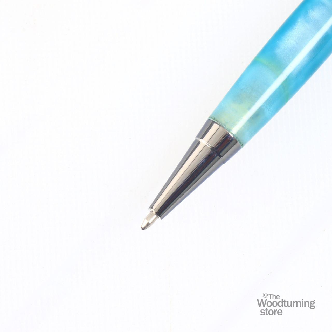 Legacy Streamline Pen Kit - Black Titanium