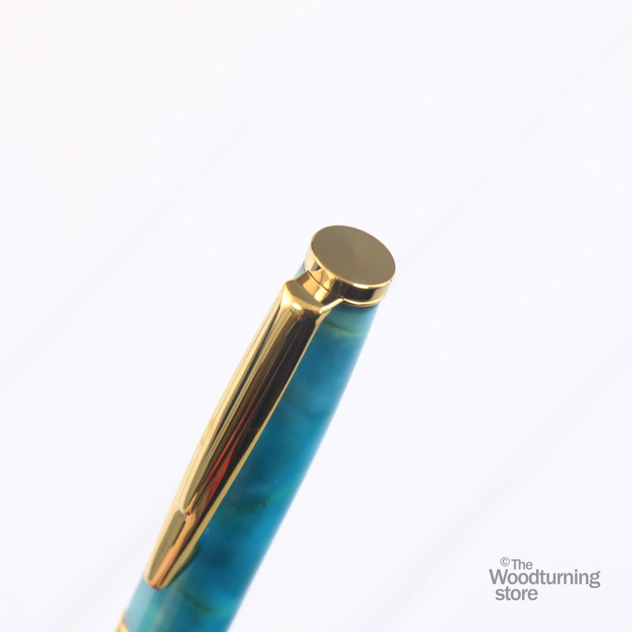 Legacy Streamline Pen Kit - Titanium Gold