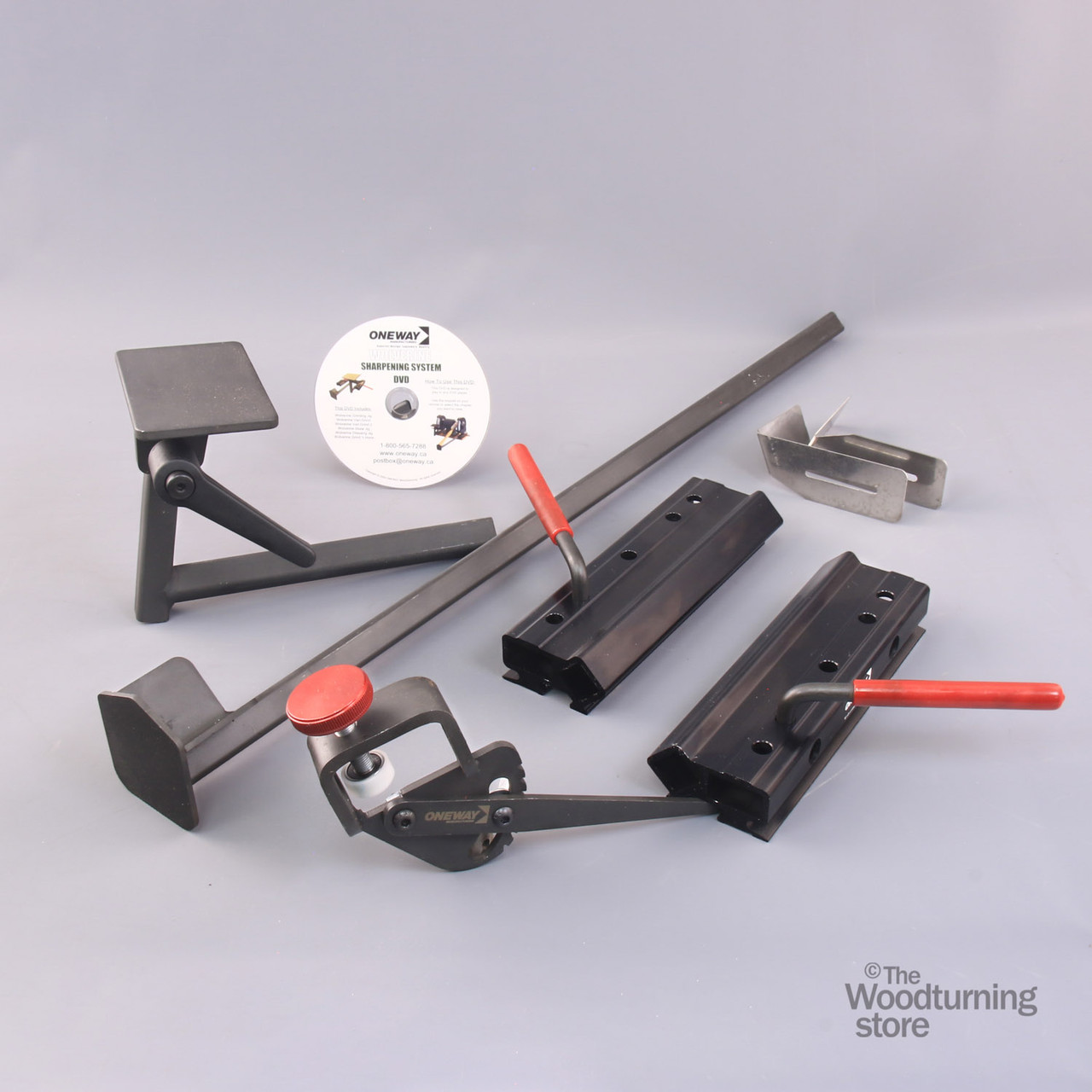 Oneway Wolverine Grinding Jig with Vari-Grind Attachment