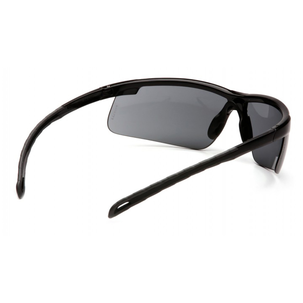 Pyramex Ever-Lite Series Safety Glasses with Gray H2MAX Anti-Fog Lens and Black Frame