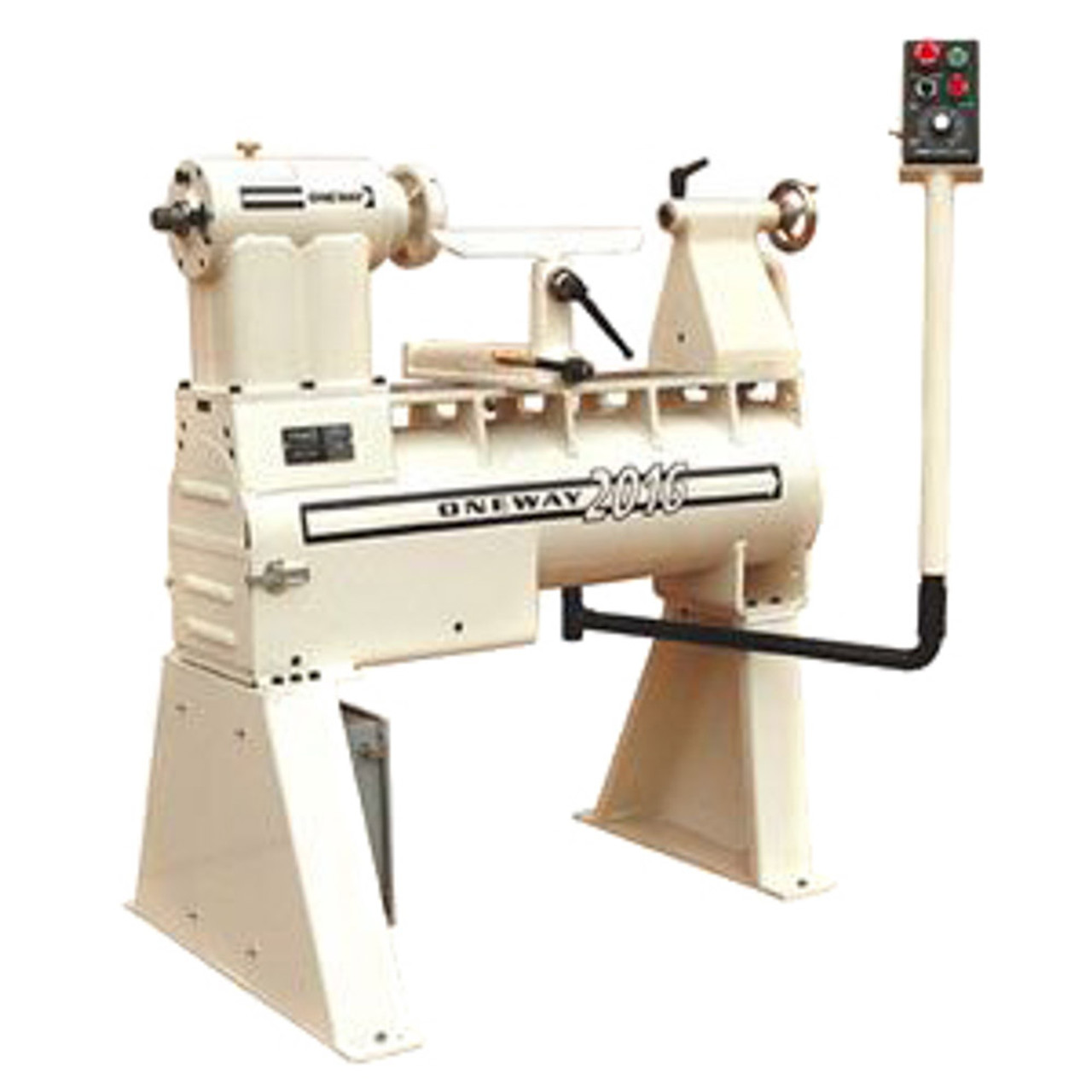 Oneway 2016 Lathe with 1.5 HP Motor