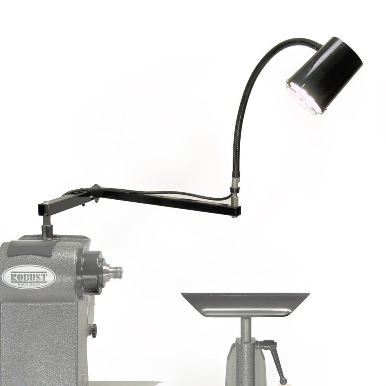 Robust Lamp Set / Bracket and One Fixture