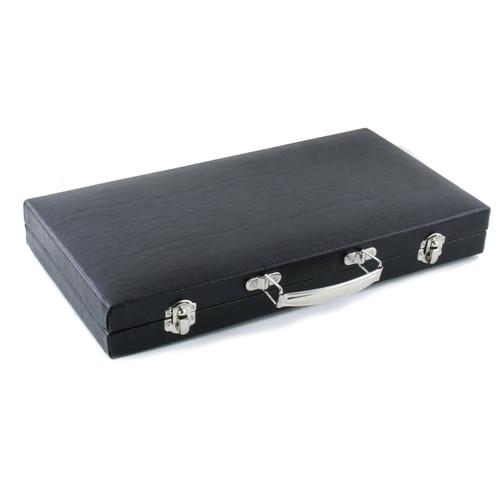 Legacy, Black Leather Pen Case 48pcs