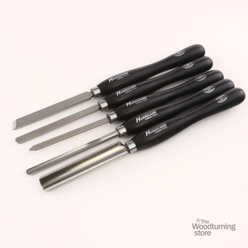 Hurricane M2 Cryo, 5 Piece Pen Turners Pro Tool Set