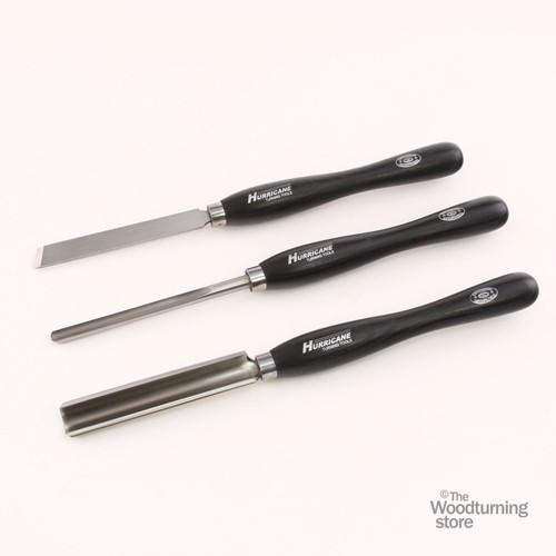 Hurricane M2 Cryo, 3 Piece Pen Turners Pro Tool Set