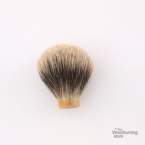 Legacy Badger Hair Knot for Shaving Brush kit