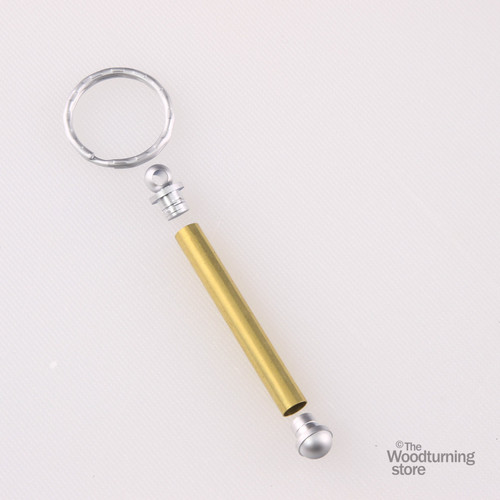 Legacy Key Chain Kit Satin - Chrome