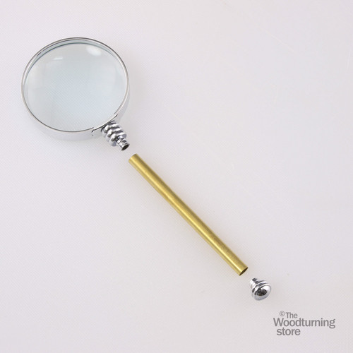 Legacy Magnifier Kit - Chrome