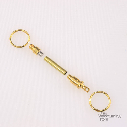Legacy Detachable Key Chain Kit - Gold
