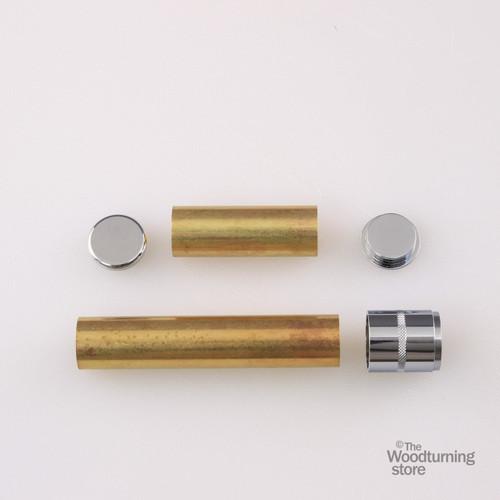 Legacy Cigar Humidor Kit - Chrome
