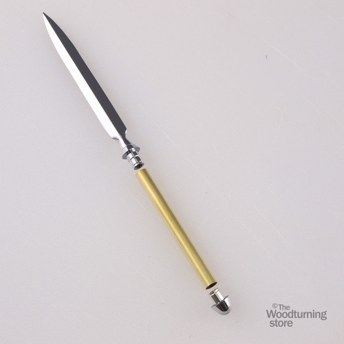 Legacy Letter Opener Kit - Chrome