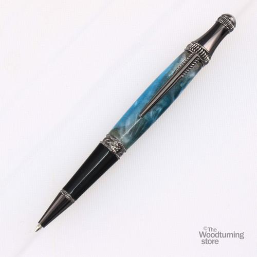Legacy Grand Master Pen Kit - Gun Metal
