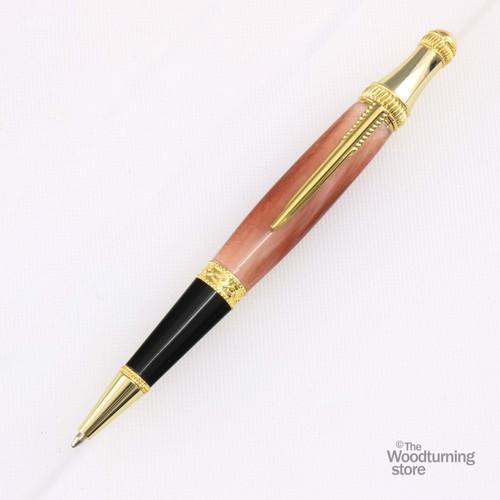 Legacy Grand Master Pen Kit - Gold