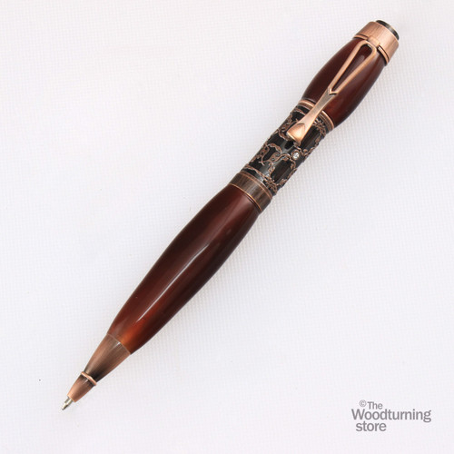 Legacy Victoria Pen Kit - Antique Rose Copper