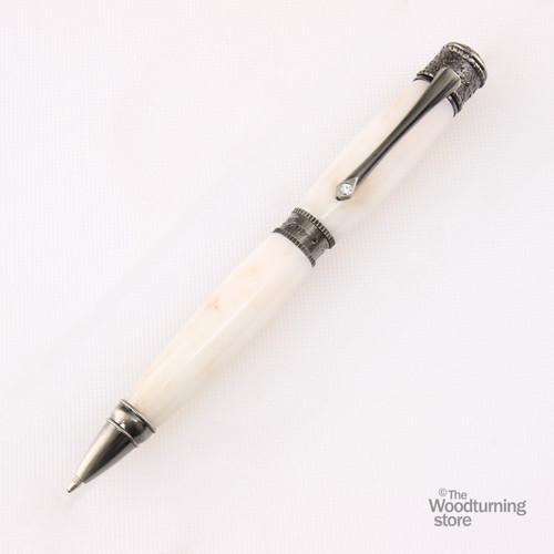 Legacy Inspirational Twist Pen Kit - Gun polish