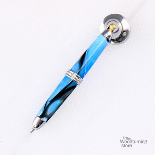Legacy Magnetic Pen Kit - Chrome