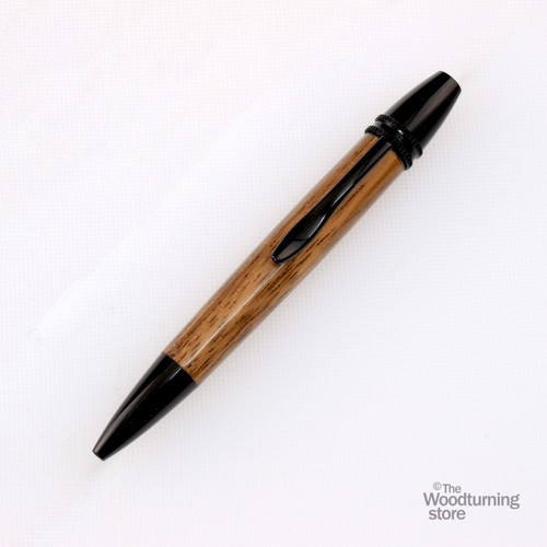 Legacy Polaris Twist Pen Kit - Black Chrome