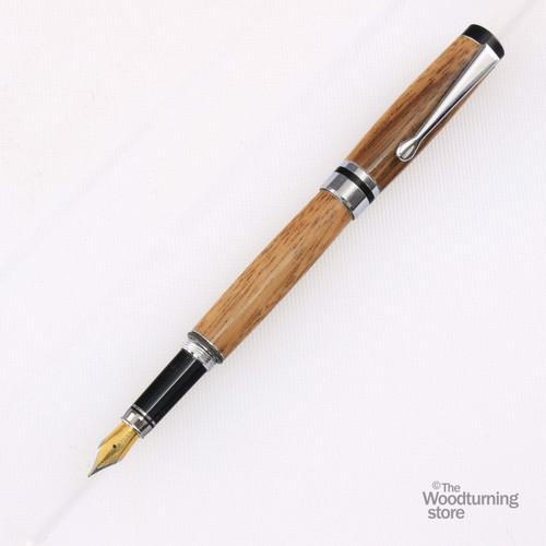 Legacy Classic Fountain Pen Kit - Chrome