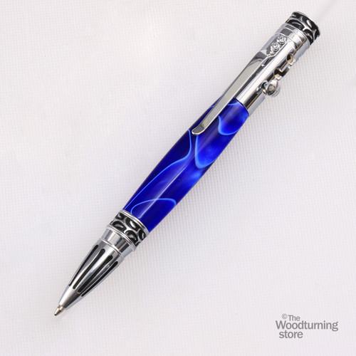 Legacy Stick Shift with Reverse Pen Kit - Chrome
