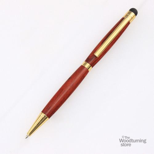 Legacy, Slimline Touch Stylus Pen Kit - Gold