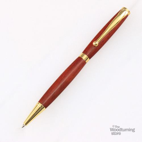 Legacy Fancy Pen Kit - Gold