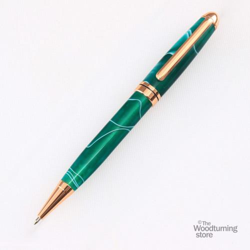 Legacy Euro Pen Kit - Copper