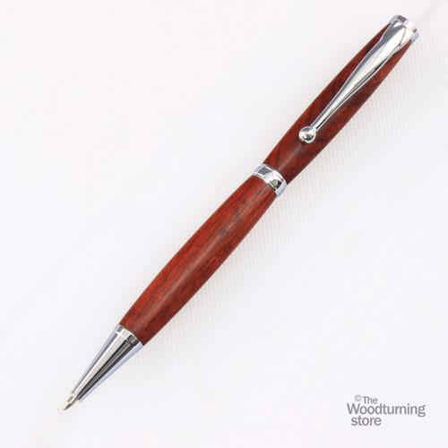 Legacy Fancy Pen Kit - Chrome