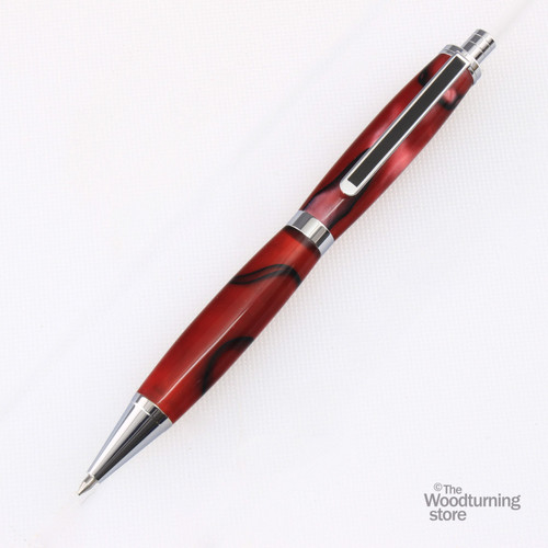 Legacy Slimline Pro Pen Kit - Chrome