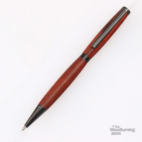 Legacy, Slimline Pen Kit - Gun Metal