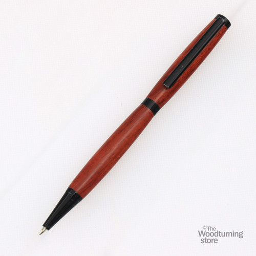 Legacy Slimline Pen Kit - Black Chrome