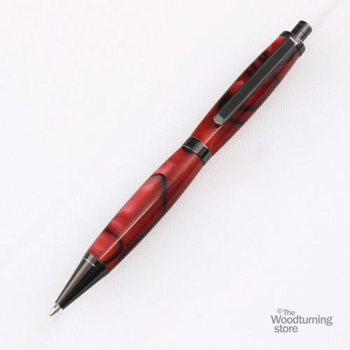 Legacy, Slimline Pro Pen Kit - Gun Metal