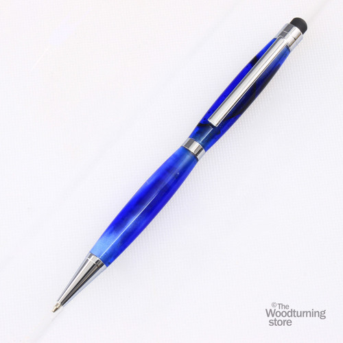 Legacy Slimline Touch Stylus Pen Kit - Chrome
