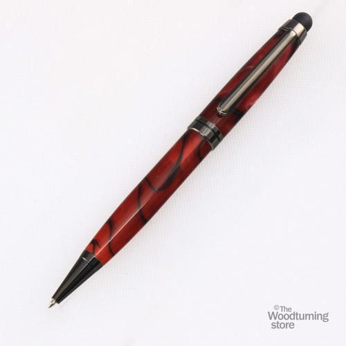 Legacy Euro Touch Pen Kit - Gun Metal