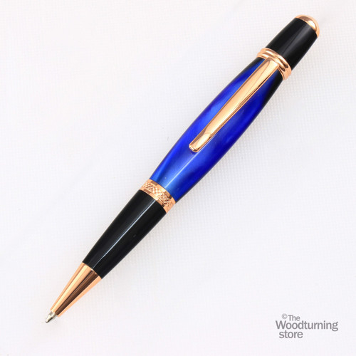 Legacy Viceroy Pen Kit - Copper / Black Chrome