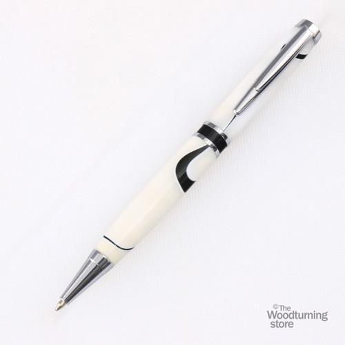 Legacy Elegant American Pen Kit - Chrome