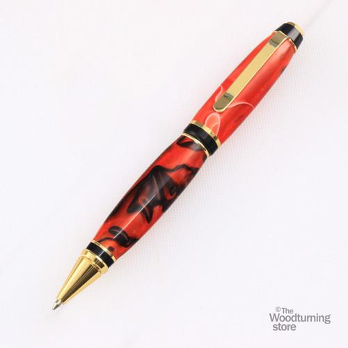 Legacy Cigar Pen Kit - Gold