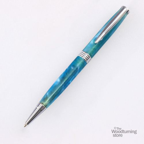 Legacy Streamline Pen Kit - Chrome