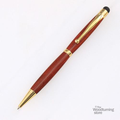Legacy Fancy Touch Stylus Pen Kit - Gold
